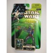 Star Wars Basic Figure ATTACK OF THE CLONES Sneak Preview Jango Fett (Japan Import)