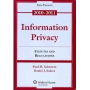 Information Privacy by Paul M Schwartz