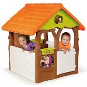 Casă de jucărie Masha și Ursul 810600 maro-portocaliu