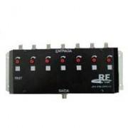 Misturador 7 Canais RM7 - RF