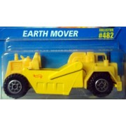 Hot Wheels 1996 Collector #482 Earth Mover Yellow 1/64