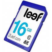 Card memorie Leef SDHC, 16GB, Clasa 10