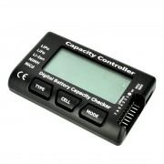 Dispozitiv pentru Măsurarea Capacității Acumulatorilor