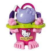 Simba Smoby - Cubo con accesorios para la arena de Hello Kitty
