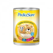 PediaSure 1.5 Cal Vanilla, 8 oz. Can Institutional Part No. 56409 Qty 24 Per Case