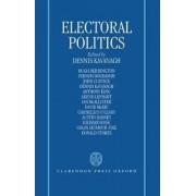 Electoral Politics by Dennis Kavanagh