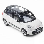 FIAT 500L 2012 1:24 Burago 18-22126, colori assortiti