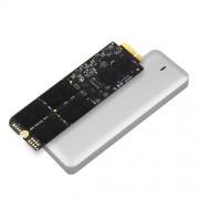 """Transcend TS240GJDM720 JetDrive 720 SSD per MacBook Pro Retina 13"""" M12-E13, 240 GB, SATA III, Kit con Case Esterno USB 3.0, Custodia e Cacciavite"""