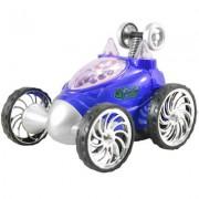 Carro Turbo Twist com Controle Remoto Azul - DTC