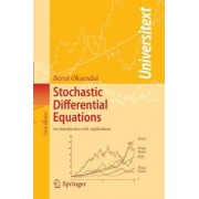 Stochastic Differential Equations by Bernt