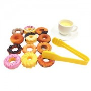 ELECTROPRIME Kids Learning Resources Smart Snacks Donuts Stack Up Doughnuts Toys