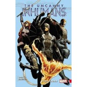 Uncanny Inhumans Vol. 1: Time Crush by Steve McNiven