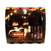 Комплект 4 бири Glarus всички видове