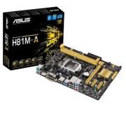 Placa de baza Asus H81M-A Socket 1150
