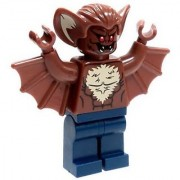 LEGO Super Heroes Man-Bat minifigure (2014)