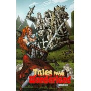 Tales From Wonderland Volume 3 by Raven Gregory