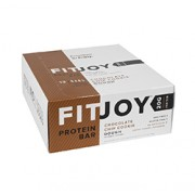 FITJOY PROTEIN BAR (Chocolate Chip Cookie Dough) (2.18oz) (62g) Box of 12