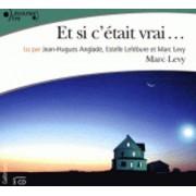 Et Si C'etait Vrai (1 CD Audio) by Marc Levy