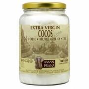 Huile de coco extra vierge crue bio 1,6L