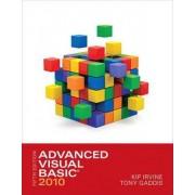 Advanced Visual Basic 2010 by Kip R. Irvine