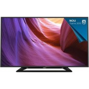 "Televizor LED Philips 101 cm (40"") 40PFH4100/88, Full HD, Perfect Motion Rate 100 Hz, Digital Crystal Clear, CI+"