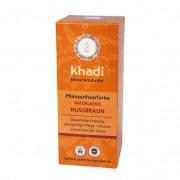 Khadi plantaardige haarkleuring, Notenbruin