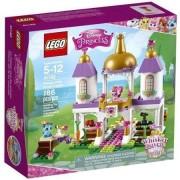 Beautiful 186-piece Disney Princess Palace Pets Royal Castle Play Set, Multicolor