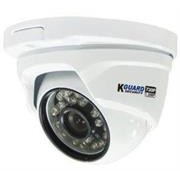 KGuard DA713FPK 720P IR-LED Outdoor Dome Camera -