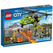 Lego Klocki LEGO City Wulkan helikopter dostawczy + DARMOWY TRANSPORT! + Zamów z DOSTAWĄ JUTRO!