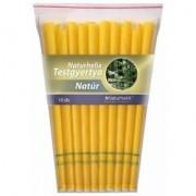Naturhelix teafa testgyertya - 10 db