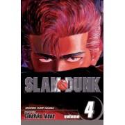Slam Dunk, Volume 4 by Takehiko Inoue