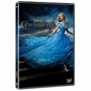 Cinderella:Lily James,Cate Blanchett,Richard Madden - Cenusareasa (CD)