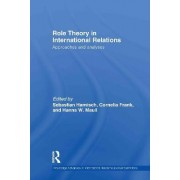 Role Theory in International Relations by Sebastian Harnisch