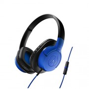 Audio-Technica ATH-AX1iS-BL Over-Ear Headphones