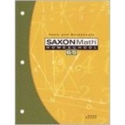 Saxon Math Homeschool 6/5 by Stephen Hake