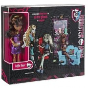 Monster High Coffin Bean And Clawdeen Wolf Doll