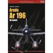 Kagero Books Arado Ar 196 All Models Book