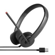 Common options Lenovo Stereo USB Headset