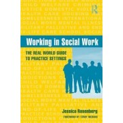Working in Social Work by Jessica Rosenberg