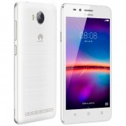 Smartphone Huawei Y3II DS White, memorie 8 GB, ram 1 GB, 4.5 inch, android 5.1 Lollipop