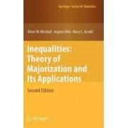 Inequalities by Albert W. Marshall