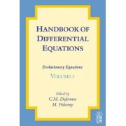 Handbook of Differential Equations: Evolutionary Equations: Volume 4 by Milan Pokorny