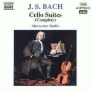 J.S. Bach - Cello Suites (0747313599226) (2 CD)