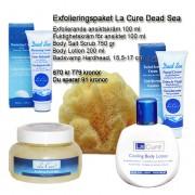 Exfolieringspaket för mogen hud, erbjudande.