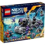 Lego nexo knights - il quartier generale di jestro