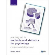 Starting Out in Methods and Statistics for Psychology by Victoria Bourne