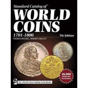 Standard Catalog of World Coins, 1701-1800 by Maggie Judkins