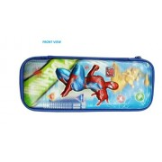 PENCIL POUCH WITH 5D EFFECT (ONE POUCH SPIDERMAN)