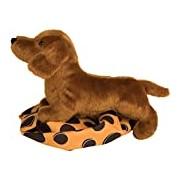 Cuddle Toys 4057 20 cm Long Dilly Dachshund Plush Toy