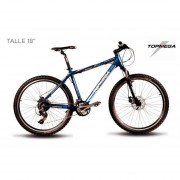 Bicicleta Topmega Mountain Bike Arroyo Aluminio 24V - 323582AZU
